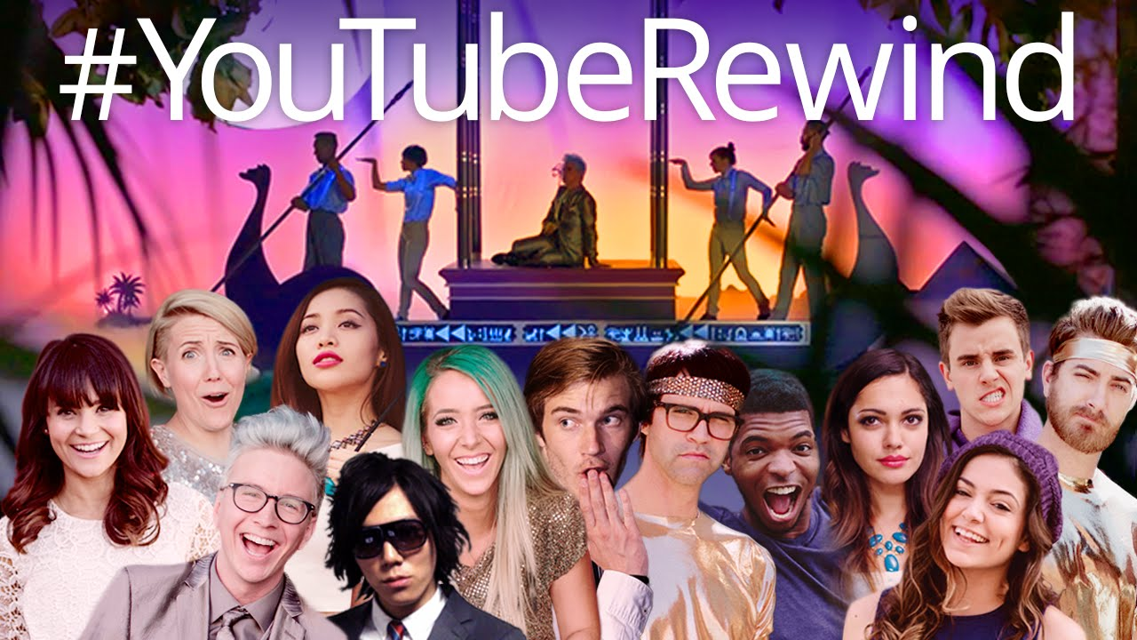 Youtube Rewind2014