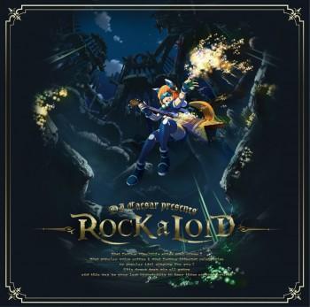 EXITTUNES「ROCKaLOID」